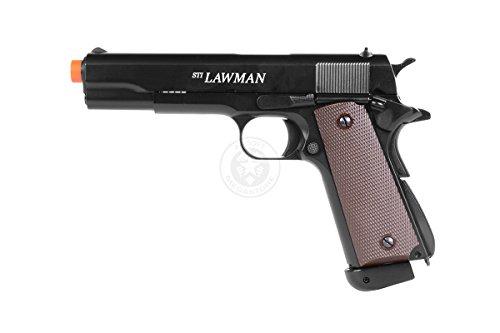 ASG Airsoft Pistol 3 ASG STI Lawman Airsoft Pistol