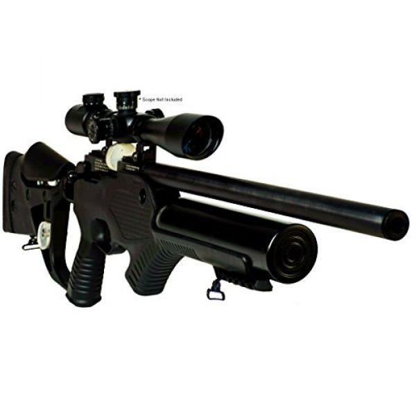 Hatsan Air Rifle 2 Hatsan Barrage - Semi Auto PCP Airgun .177 Cal, Black