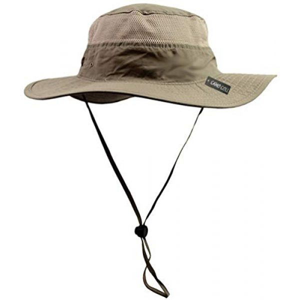 CAMO COLL Tactical Hat 1 CAMO COLL Outdoor Sun Cap Camouflage Bucket Mesh Boonie Hat