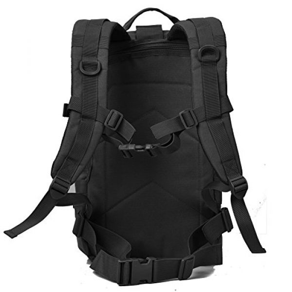 REEBOW GEAR Tactical Backpack 6 REEBOW GEAR Military Tactical Backpack 3 Day Assault Pack Army Molle Bag Backpacks Rucksack 35L