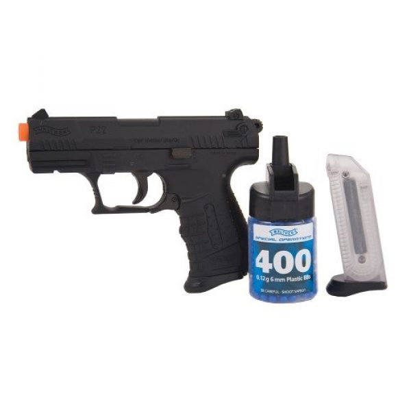Walther Airsoft Pistol 1 Walther SpecOp P22, Sprg 20rd Blk