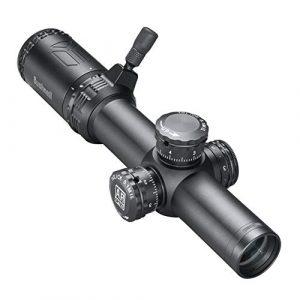 Bushnell Rifle Scope 1 Bushnell 1-4x24 Riflescope with Illuminated BTR-1 Reticle