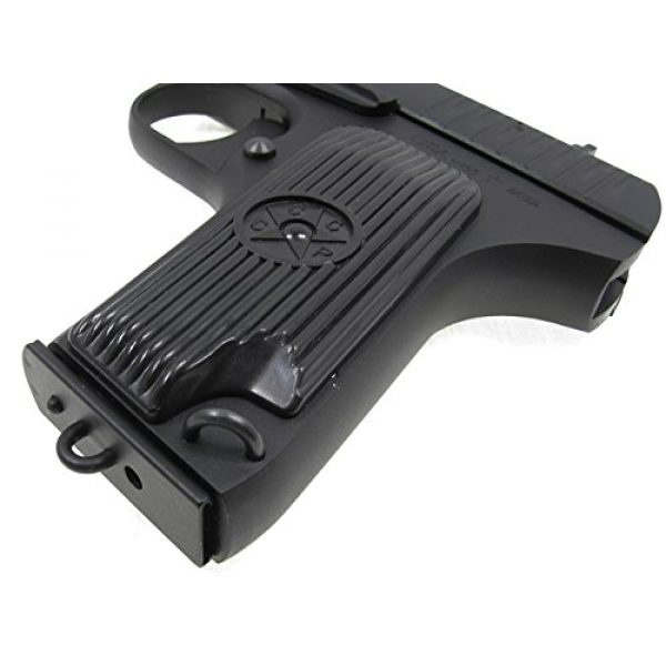 Prima USA Airsoft Pistol 5 src sr-33 full metal semi-auto gas blowback airsoft pistol(Airsoft Gun)