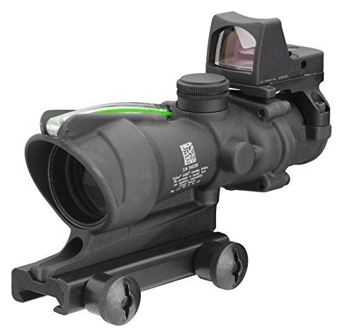 Trijicon Rifle Scope 4 Trijicon 4x32 ACOG/RMR Combo Riflescopes
