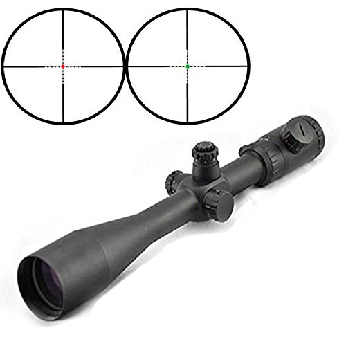 Visionking Rifle Scope 1 Visionking Rifle Scope 8.5-25x50 Riflescope for Side Focus Mil-dot Hunting Tactical Long Range