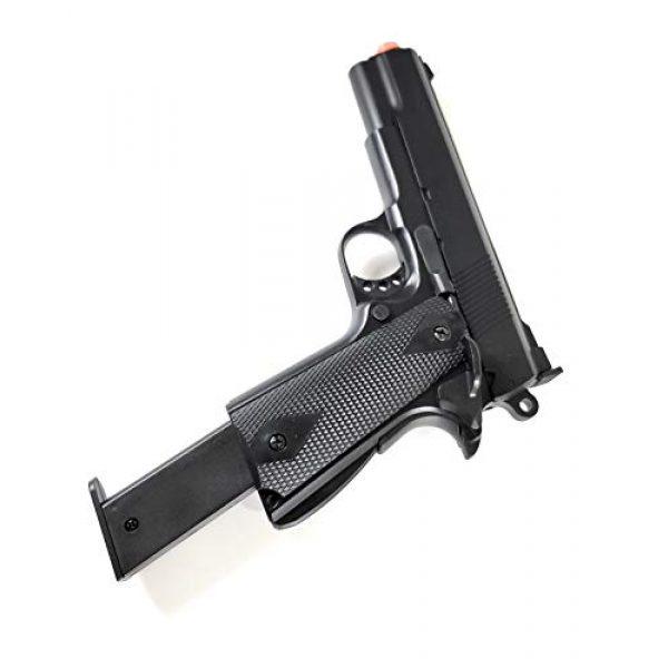 HFC Airsoft Pistol 2 HFC HA121 Airsoft Gun Spring Pistol
