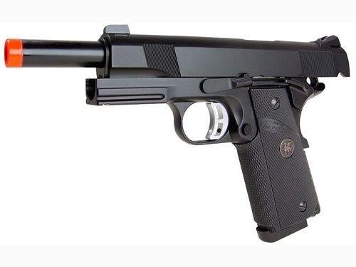 KJW Airsoft Pistol 3 KJW 1911 meu kp07 gas blowback gun(Airsoft Gun)