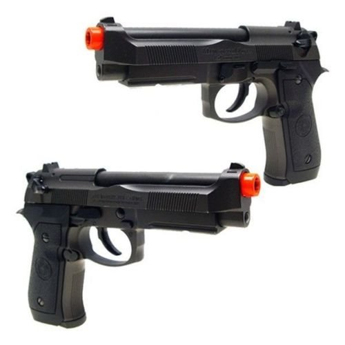 Prima USA Airsoft Pistol 3 HFC m9 tactical gas blowback airsoft pistol full metal construction air soft gun(Airsoft Gun)