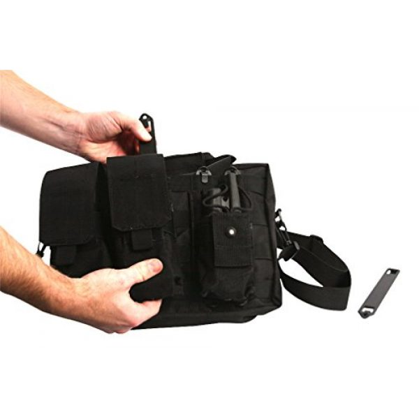 LA Police Gear Tactical Backpack 2 LA Police Gear Molle Gear Bag, Bug Out, Utility, Range