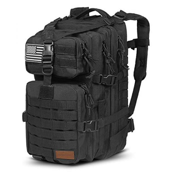 SunsionPro Tactical Backpack 1 SunsionPro Military Backpack for Tactical Hunting Trekking or Outdoor Daily use 43L