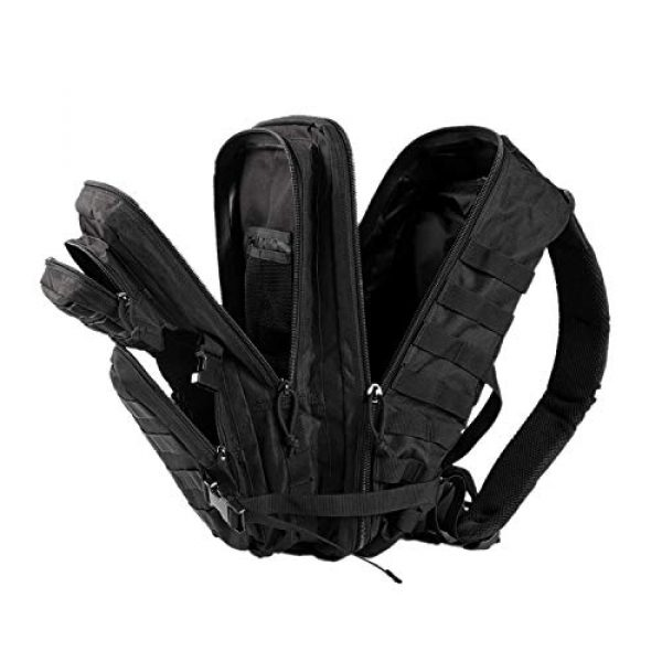 GUGULUZA Tactical Backpack 2 GUGULUZA Military Tactical Molle Backpack Army 3 Day Assault Pack Molle Bag Rucksack for Hunting Camping