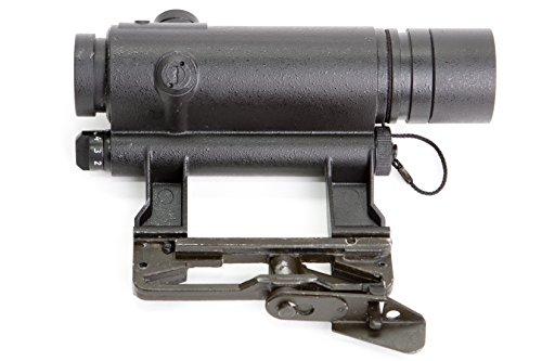 BelOMO Rifle Scope 4 BelOMO PK-01 VS. Red Dot Sight. Rifle Scope Collimator for Saiga. Co-Witness. 1 MOA. Original Combloc