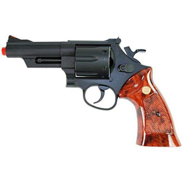 TSD Airsoft Pistol 1 TSD Sports UHC Model 131 Gas Revolver Airsoft Pistol