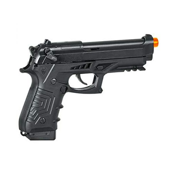 HFC Airsoft Pistol 7 HFC Full Metal HGA173 Fully Automatic Gas Airsoft Pistol
