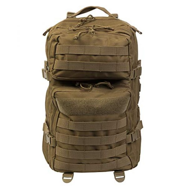 DEPARTED Tactical Backpack 2 DEPARTED Military Tactical Backpack, Assault Backpack, Hiking Bag, Army Molle