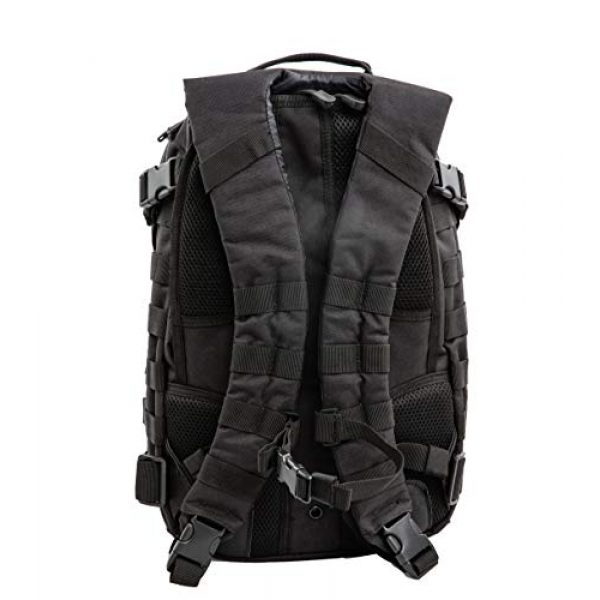 TLO Outdoors Tactical Backpack 4 TLO Outdoors TacPack12 Tactical Backpack 24L Storage Daypack, Rucksack, Gear Bag