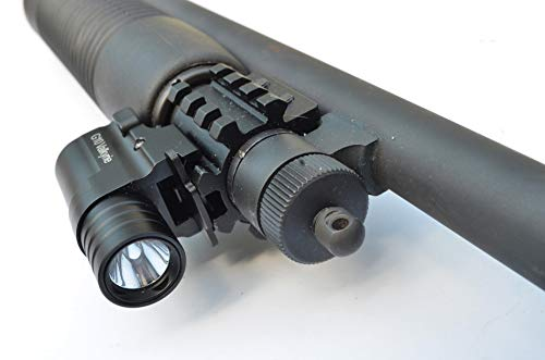 Acid Tactical Flashlight 7 Acid Tactical CREE XP-G2 LED Compact Shotgun Pistol Rifle Handgun Gun Flashlight 230 Lumens