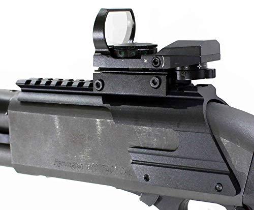 TRINITY Rifle Scope 3 Trinity Remington 870 Reflex Sight and Rail Mount