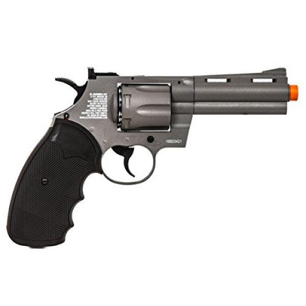"Elite Force Airsoft Pistol 3 Elite Force Umarex 4"" CQB Revolver Pistol Airsoft Gun"