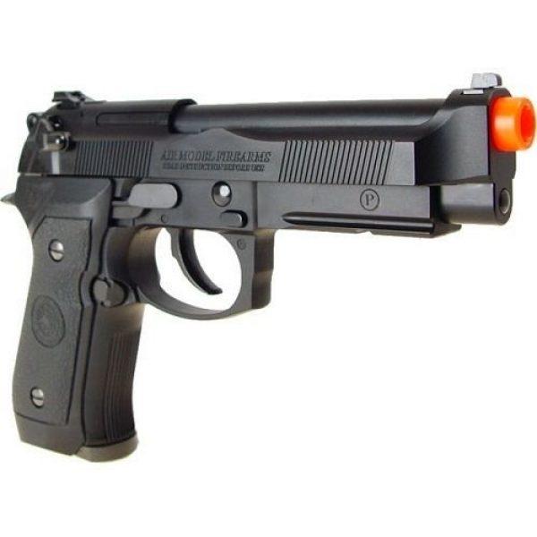 TSD Airsoft Pistol 5 hfc m190 abs gas pistol rail/semi auto abs ver. - 0.240 caliber(Airsoft Gun)