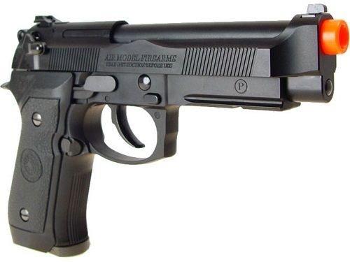 HFC  4 hfc m190 metal semi auto pistol rail ver airsoft gun(Airsoft Gun)
