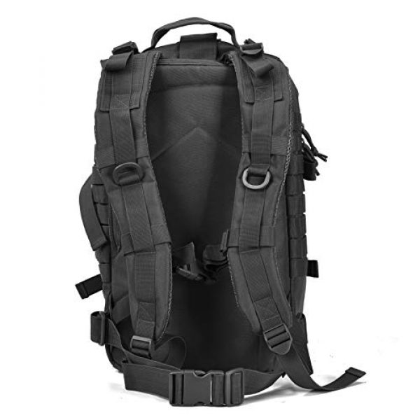REEBOW GEAR Tactical Backpack 5 Military Tactical Backpack Small Molle Assault Pack Army Bag Rucksack
