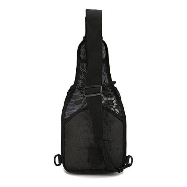 Mcdobexy Tactical Backpack 4 Mcdobexy Unisex Molle Tactical Assault Sling Bag