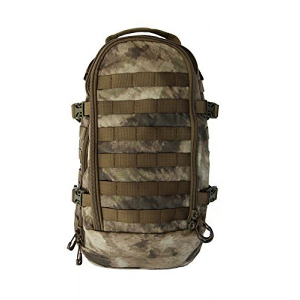 Hanks Surplus Tactical Backpack 1 Hank's Surplus Military Molle Travel Hiking Day Backpack