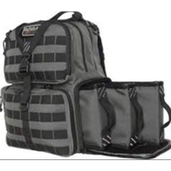 G5 Outdoors Tactical Backpack 2 G5 Outdoors GPS Tac Range Backpack Grey