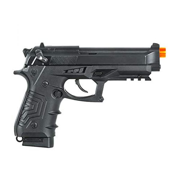 HFC Airsoft Pistol 2 HFC Full Metal HGA173 Fully Automatic Gas Airsoft Pistol