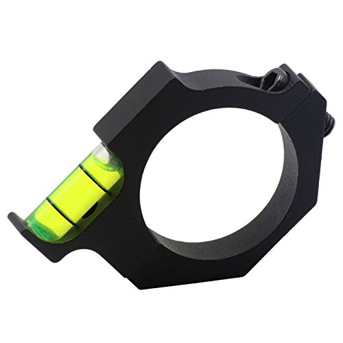 FirstE Rifle Scope Level 3 FirstEOptics Rifle Scope Bubble Level Spirit Level for 25.4mm 1 Inch 30mm Riflescope Laser Sight Tube Ring