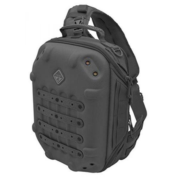 HAZARD 4 Tactical Backpack 1 Hazard 4 Hibachi: Light Shell Sling-Pack - Black
