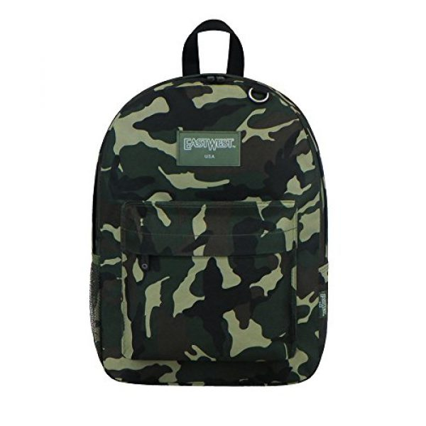 East West U.S.A Tactical Backpack 1 East West U.S.A BC101S Digital Camouflage Military Sports Backpack