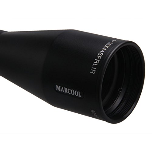Marcool Rifle Scope 4 Marcool TMD 4-16X44 SFIRG FFP Rifle Scope With Cell Shading & Sunshade