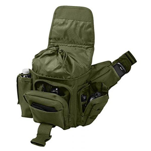 Rothco Tactical Backpack 1 Rothco Drawstring