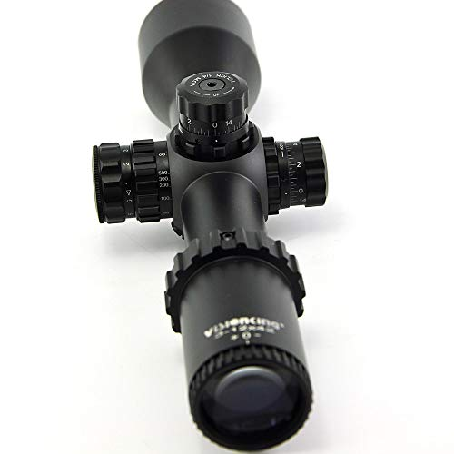 Visionking Rifle Scope 5 Visionking Rifle Scope VS3-12x42 Rifle Scopes or Gun Scope for Hunting
