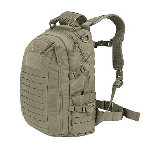 Direct Action Tactical Backpack 1 Direct Action Dust Tactical Backpack 20 Liter Capacity