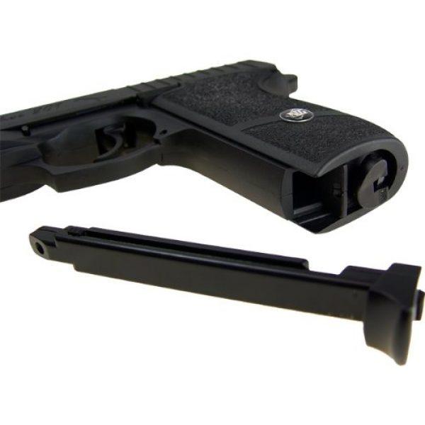WG Airsoft Pistol 5 WG m84 full metal co2 airsoft pistol - black/sliver(Airsoft Gun)