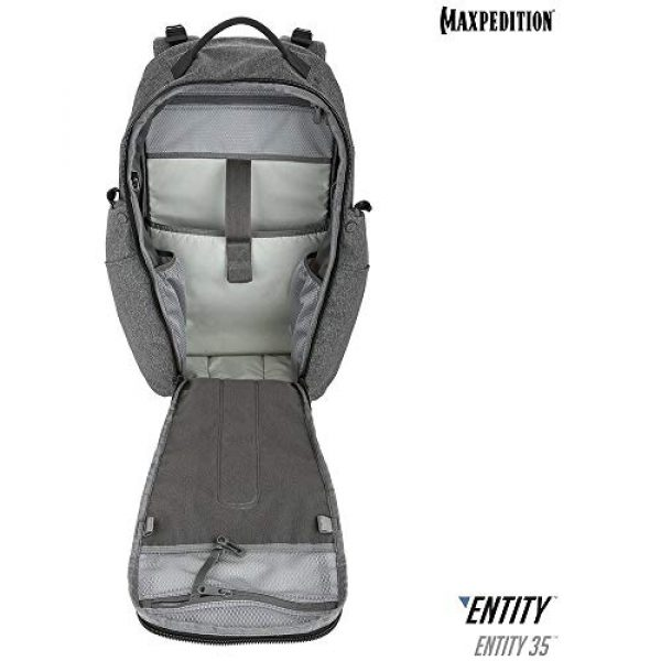 Maxpedition Tactical Backpack 3 Maxpedition Entity 35 CCW-Enabled Internal Frame Backpack 35L