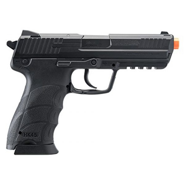 Elite Force Airsoft Pistol 3 Heckler & Koch HK45,CO2 Semi-Automatic 6mm Airsoft Pistol