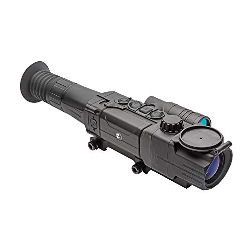 Pulsar Rifle Scope 5 Pulsar Digisight Ultra N455 Digital Night Vision Riflescope