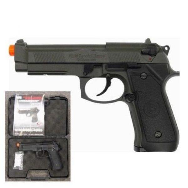 Prima USA Airsoft Pistol 4 HFC m9 tactical gas blowback airsoft pistol full metal construction air soft gun(Airsoft Gun)