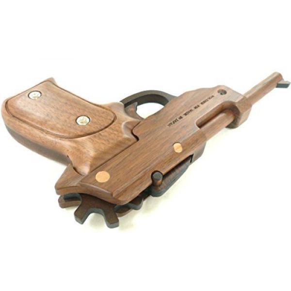 Sasaki Kougei Rubber Band Pistol Walther P38 4 Handcrafted Rubber band Gun Grasp GRASP Walther P38