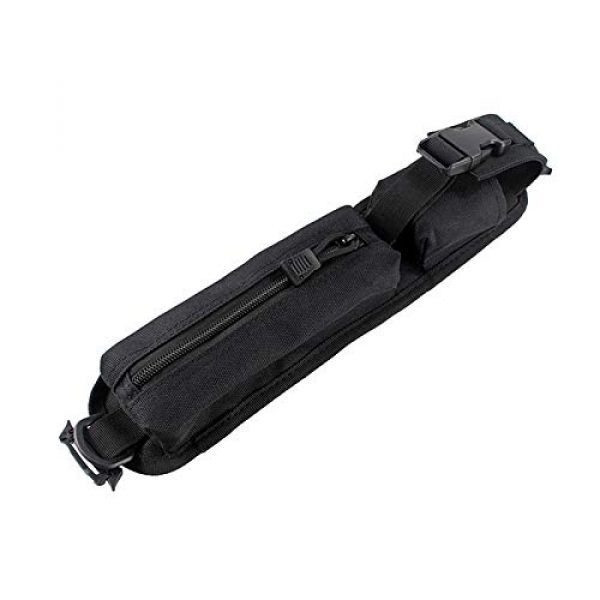 FIRECLUB Tactical Backpack 3 FIRECLUB Two Colors Tactical Molle Accessory Pouch Backpack Shoulder Strap Bag Hunting Tools Pouch