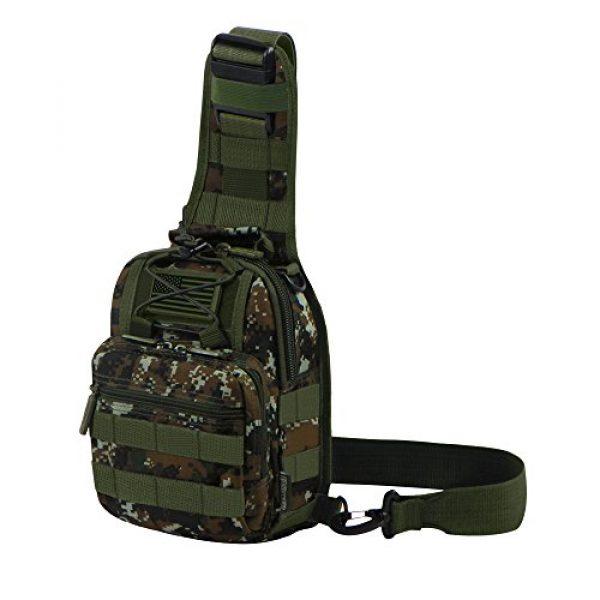 East West U.S.A Tactical Backpack 2 East West U.S.A RTC517 Tactical Sling Chest Utility Shoulder Bag