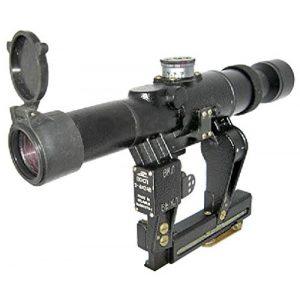 Kalinka Optics Rifle Scope 1 Kalinka Optics POSP 2-6x24 1000m Rangefinder, AK