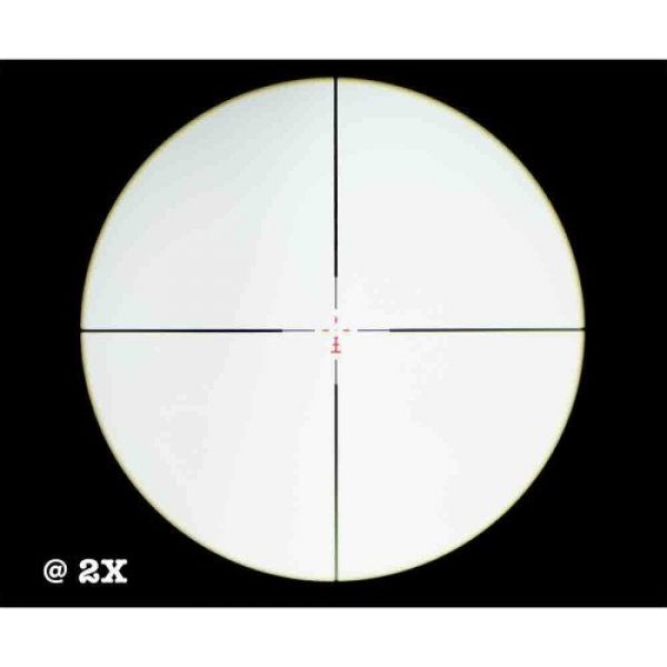 Rudolph Optics Rifle Scope 5 Rudolph Optics Tactical Series - T1 1-4x24 30mm tube with T8 Reticle