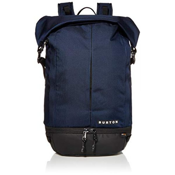 Burton Tactical Backpack 1 Burton Upslope Backpack, Durable Commuter Bag with Waterproof Closure and Laptop Sleeve