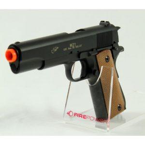 Double Eagle Airsoft Pistol 1 double eagle 1911a1 metal & abs spring airsoft pistol 250-fps airsoft gun(Airsoft Gun)
