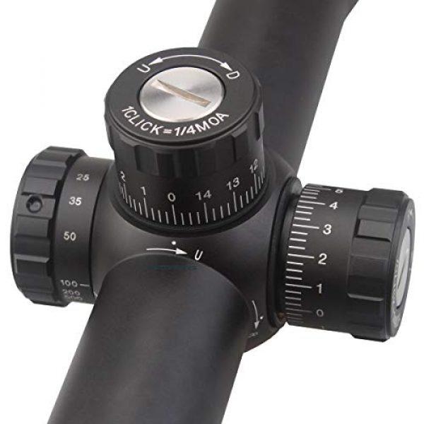 Vector Optics Rifle Scope 7 Vector Optics GEN II Everest 3-18x50 Hunting Long Eye Relief Tactical Riflescope Scope
